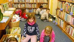 Městská knihovna Vimperk - oddělení pro děti
