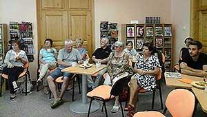 Městská knihovna Vimperk - oddělení pro dospělé